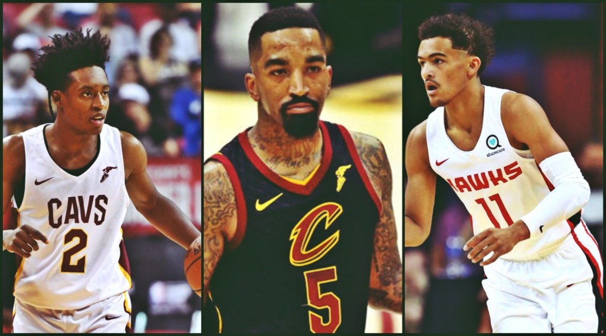 The Curse Of JR Smith Is Real: Collin Sexton vs. Trae Young