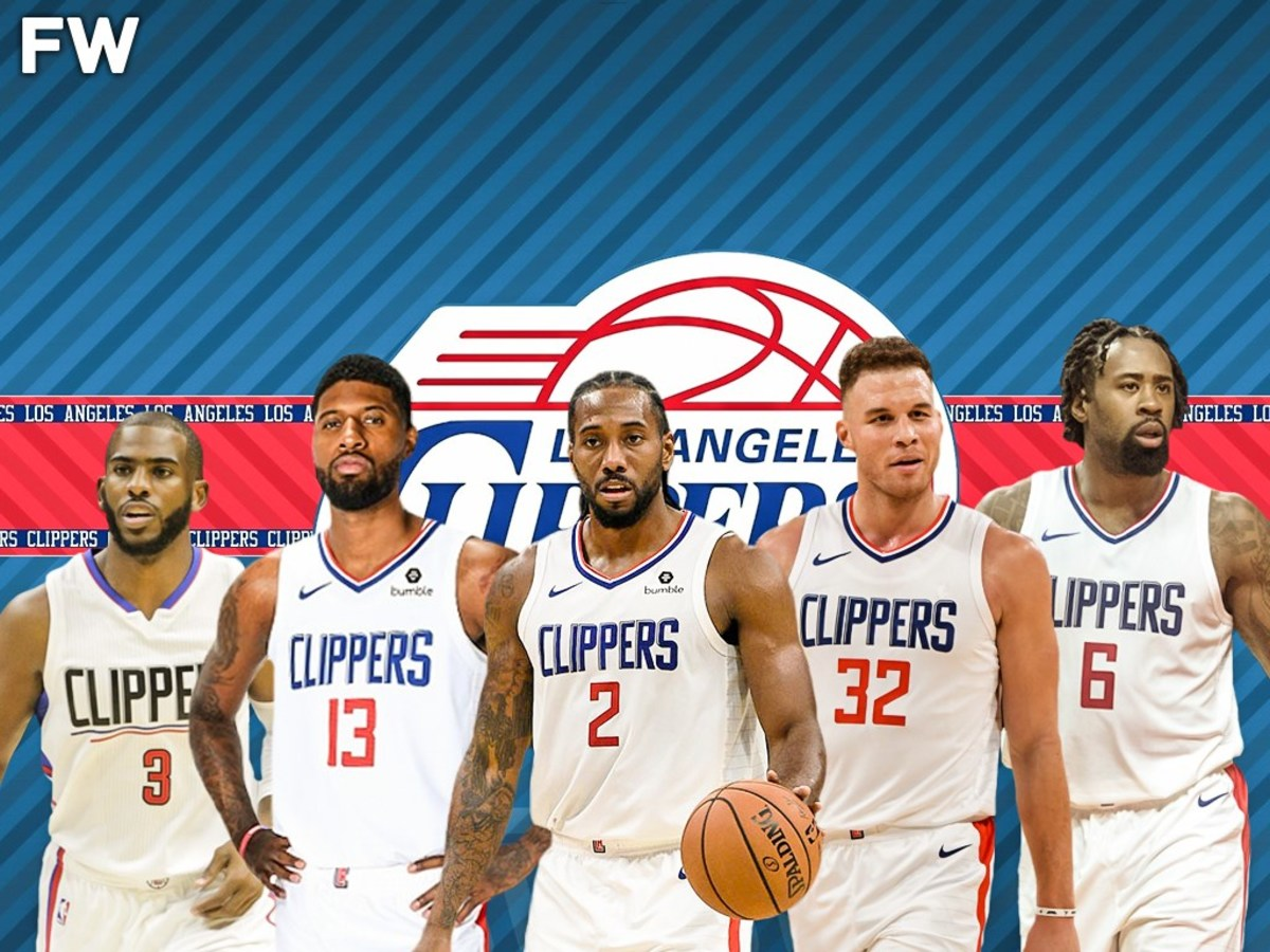 Los Angeles Clippers All-Decade Team