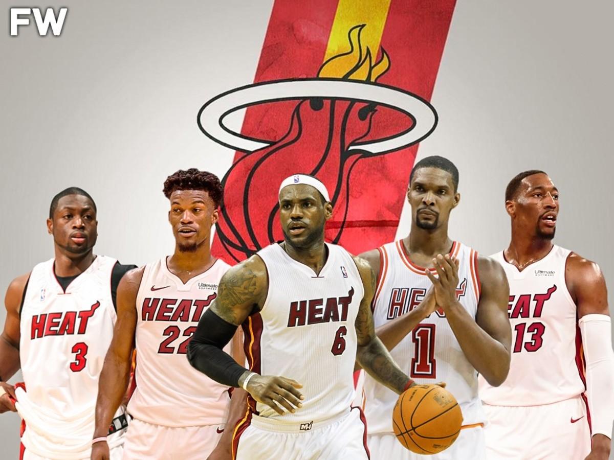 Miami Heat All-Decade Team
