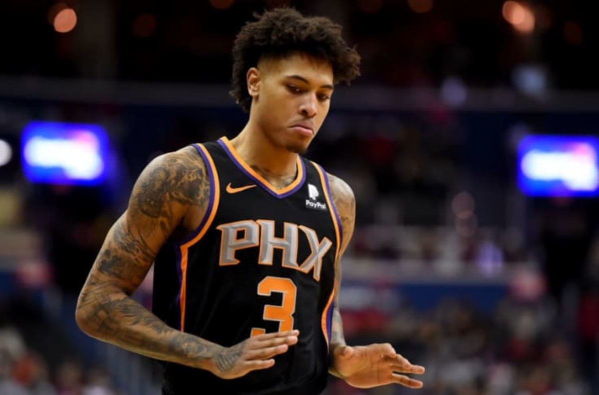 """Kelly Oubre: """"I'm One Of The Last Few Two-Way Players To Be Able To Play Great Defense And Great Offense."""""""