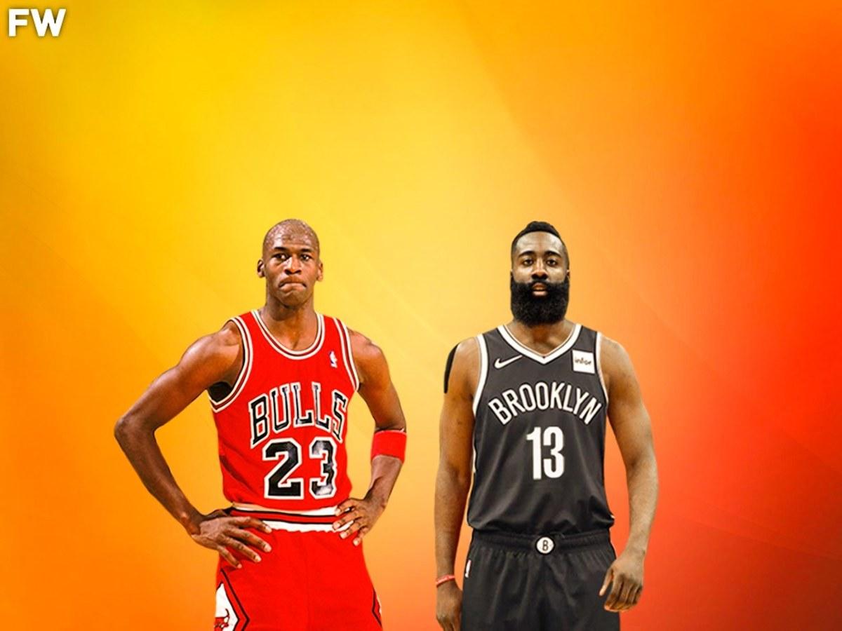 Michael Jordan vs. James Harden