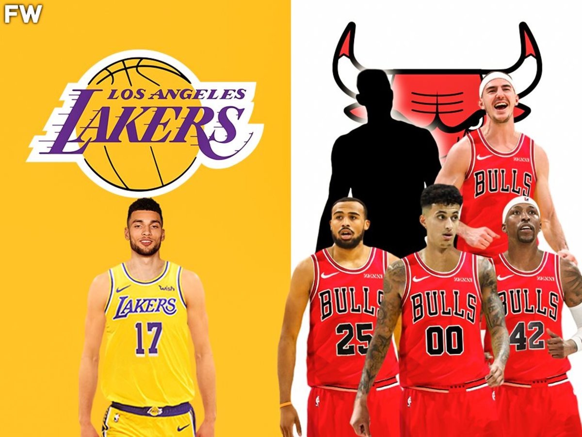 NBA Rumors: Los Angeles Lakers Should Offer 5 Players For Zach LaVine And Create A Big Three