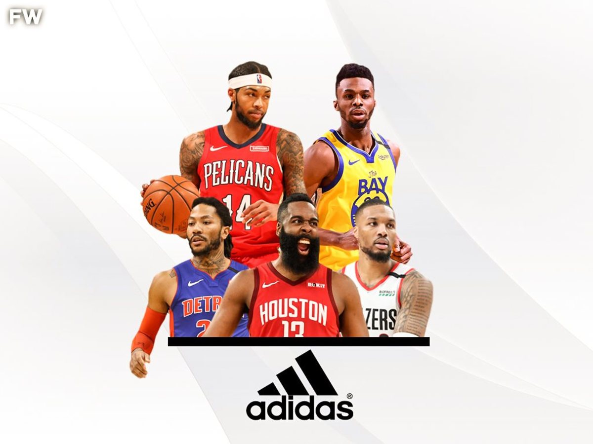 The Best NBA Players For Every Basketball Shoes Brand - Fadeaway World