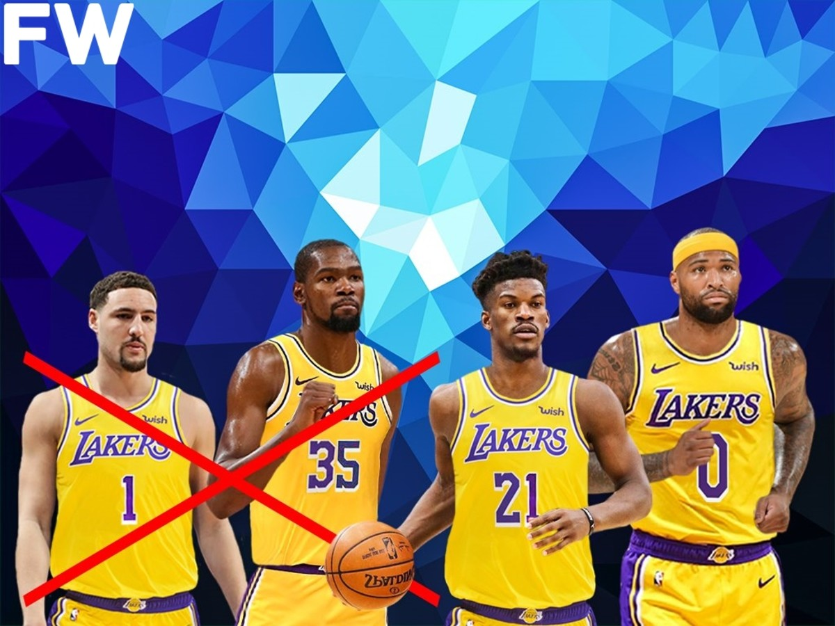 5 Unrealistic And 2 Realistic Targets For The Los Angeles Lakers This Summer