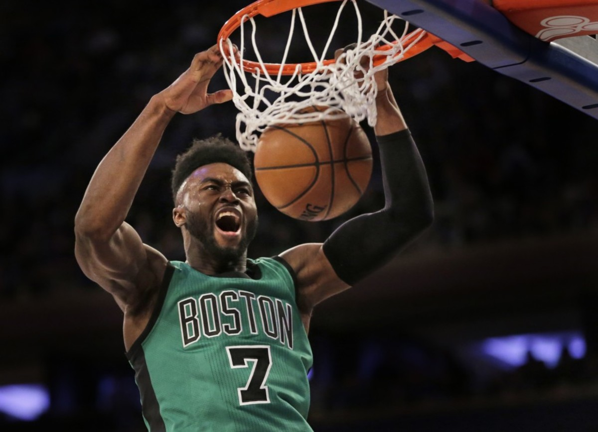 Top 5 Best Second-Year Players In The NBA Jaylen Brown
