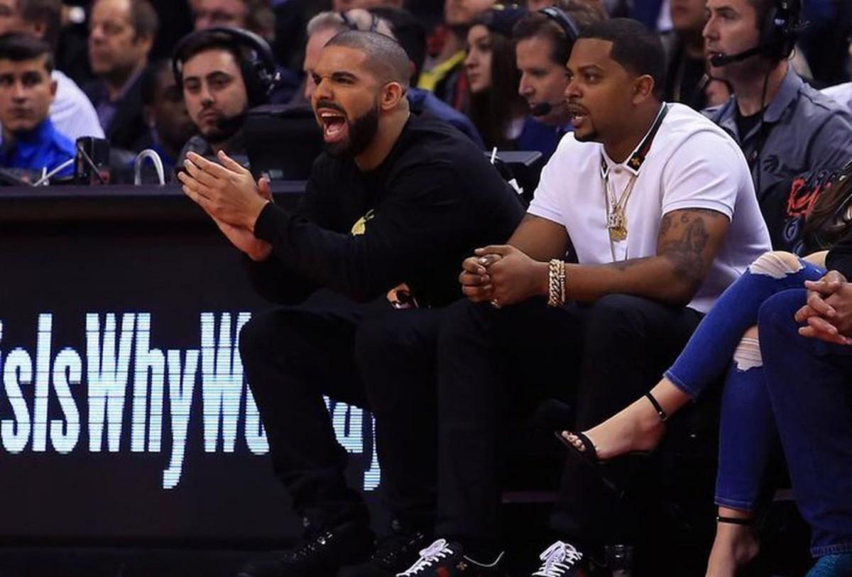 Minnesota Timberwolves Warn Drake Not To Wear Their Merch Because Of Curse