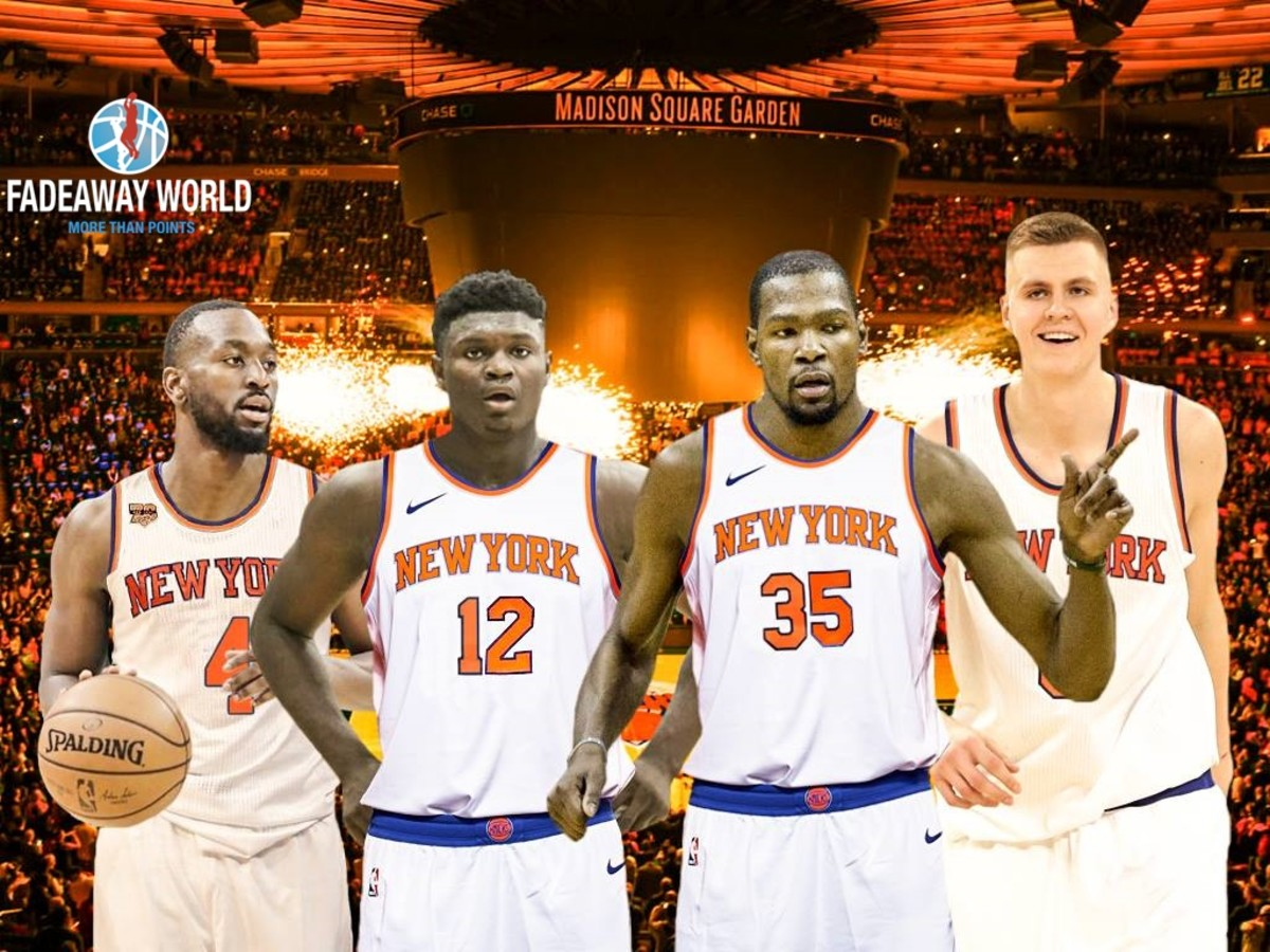 check out 05b86 8fedb The Perfect Plan Of The New York Knicks: The Super Team And ...