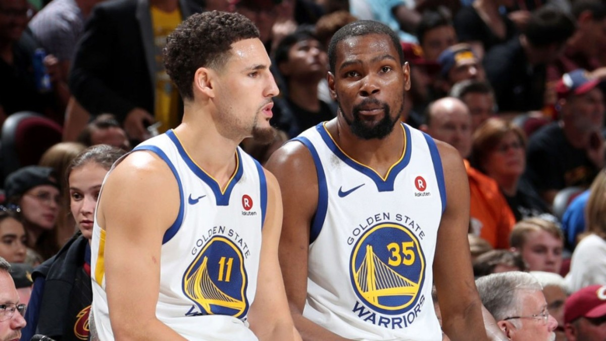 Kevin Durant Felt Klay Thompson Got Better Treatment Than Him: 'Anything Klay Does Is Okay Because It's Klay. But Anything I Do Is Not Okay Because I'm Kevin Durant.'