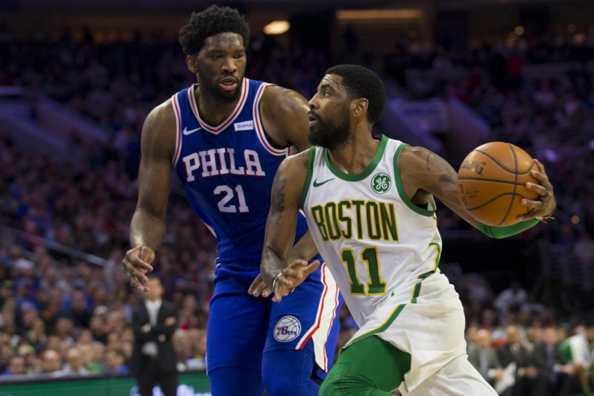 Embiid Irving