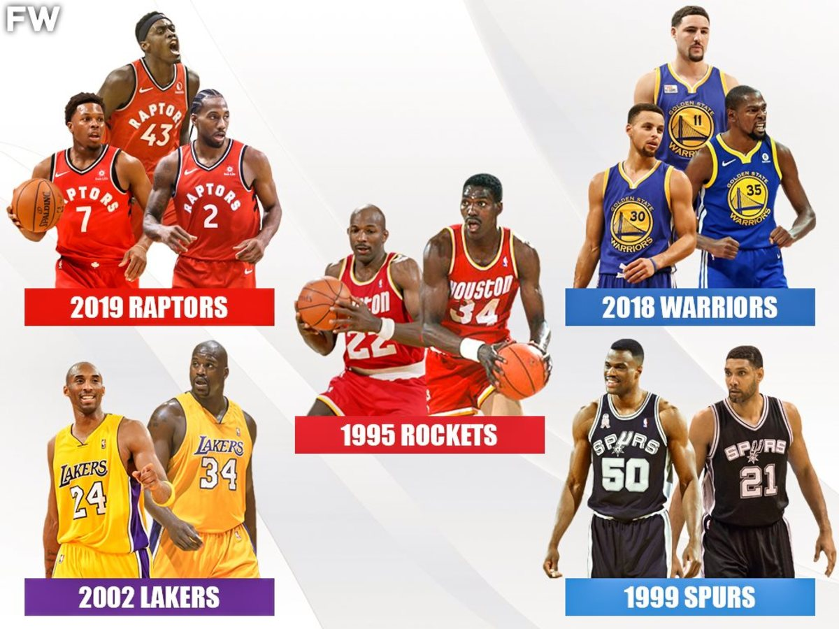 Top 10 Biggest Asterisk Champions In NBA History