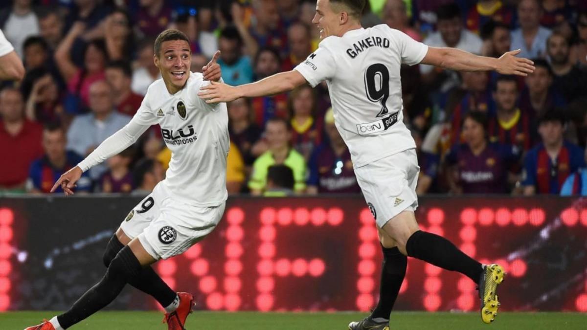 Transfer Rumors: Barcelona 'Open Talks' To Sign Valencia Star Amid Roma Interest