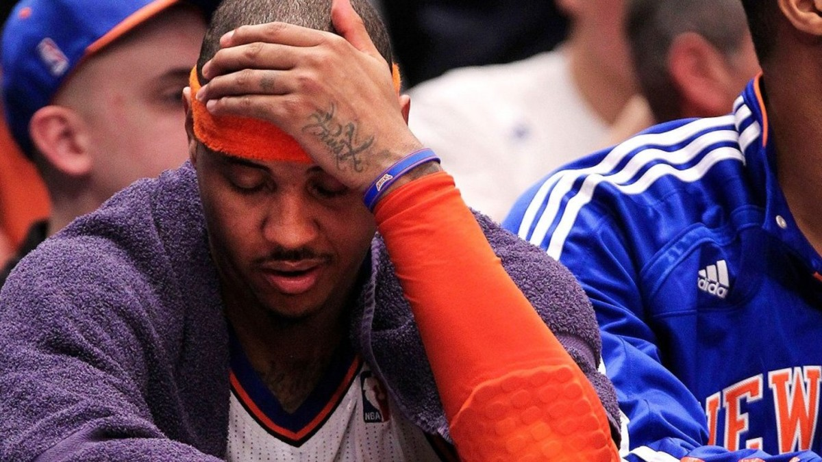 New York Knicks Carmelo Problem