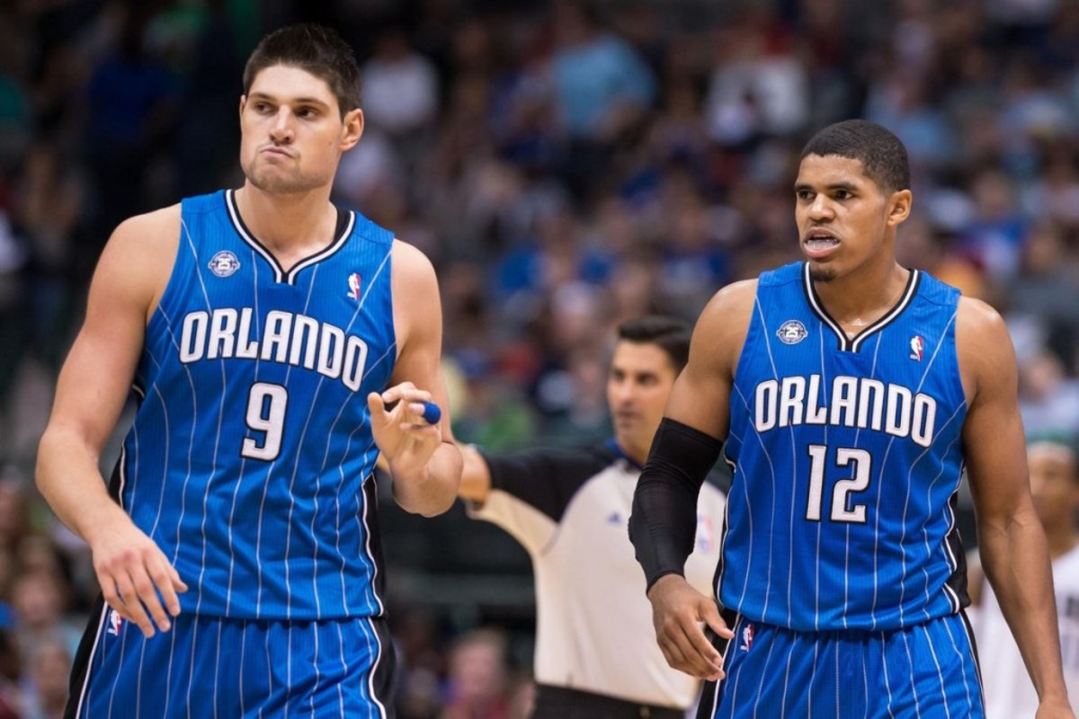 Knicks interested In Tobias Harris, Nikola Vucevic And DeMarcus Cousins