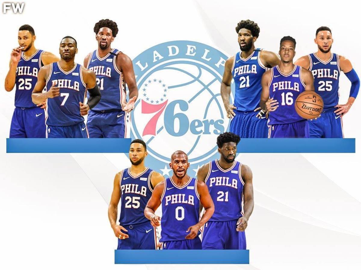 NBA Rumors 5 NBA Stars That Could Help Ben Simmons And Joel Embiid Next Season