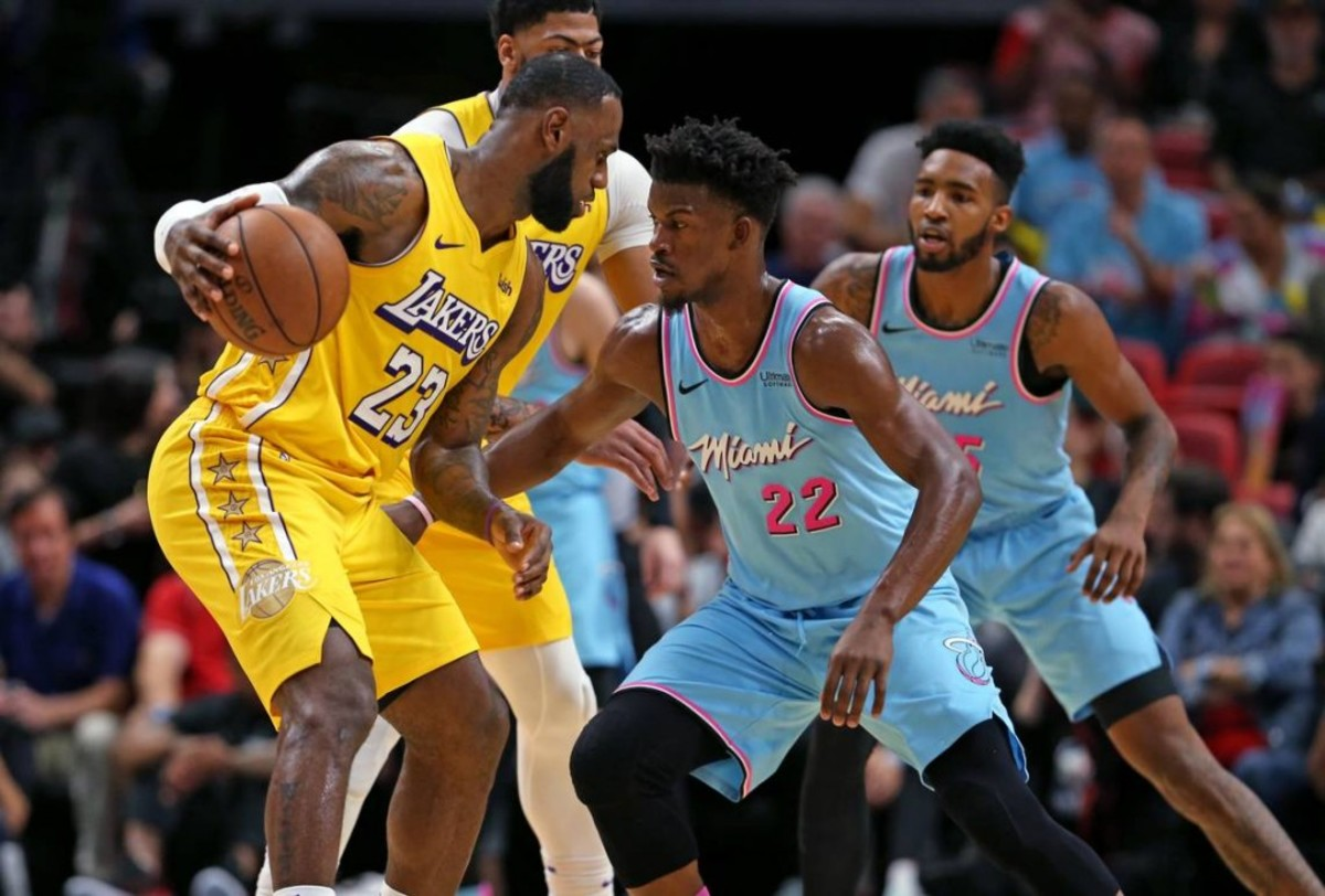 Shaquille O'Neal Says Lakers Prefer To Face The Heat In NBA Finals