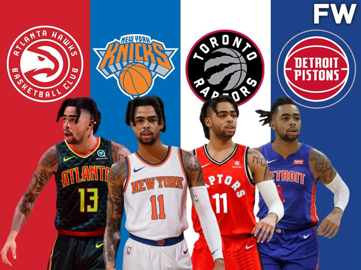 NBA Rumors: 5 Best Trade Packages For D'Angelo Russell - Fadeaway World