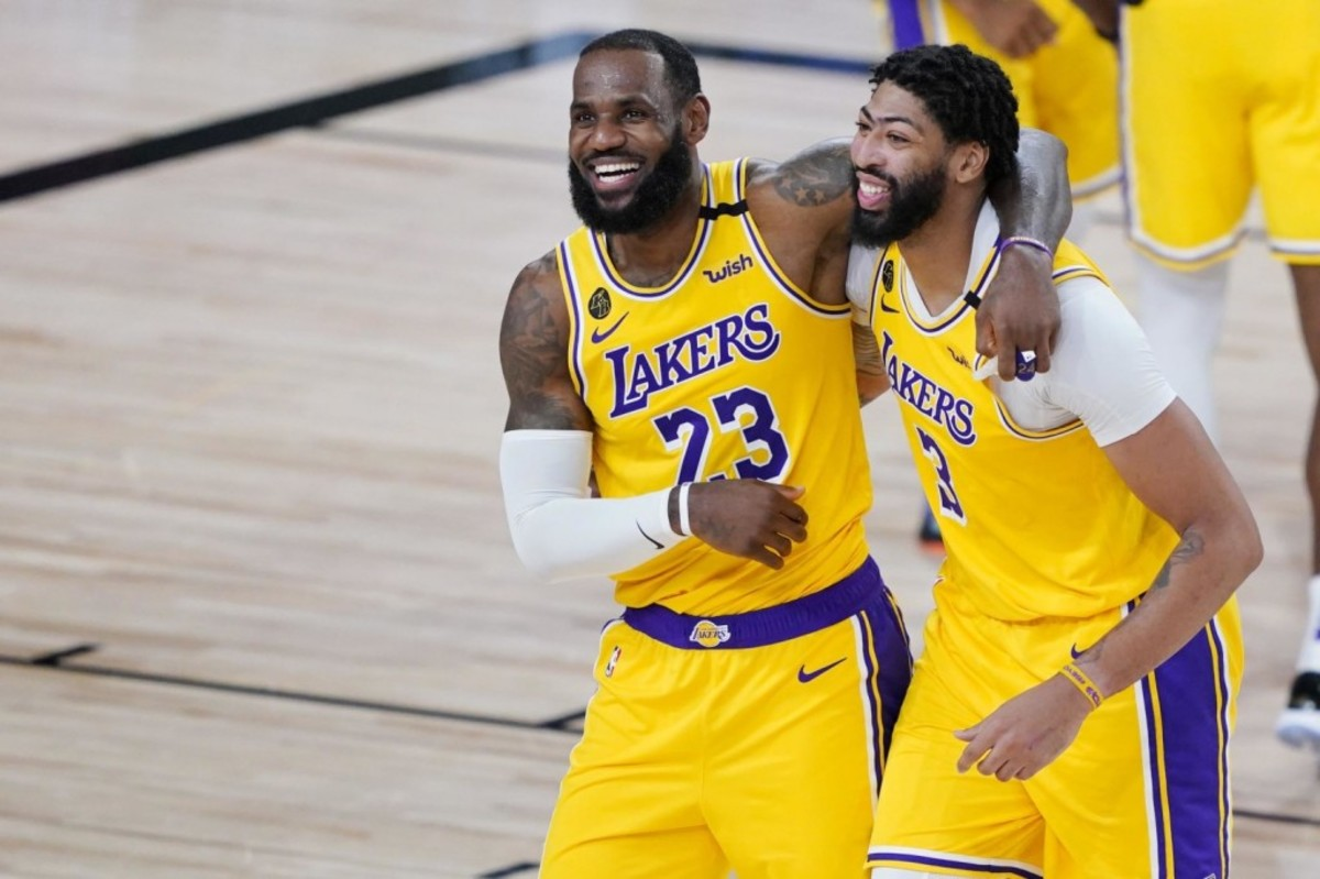 Channing Frye Claims The Lakers Will Be On Top Of The League Even If LeBron James Misses Some Time