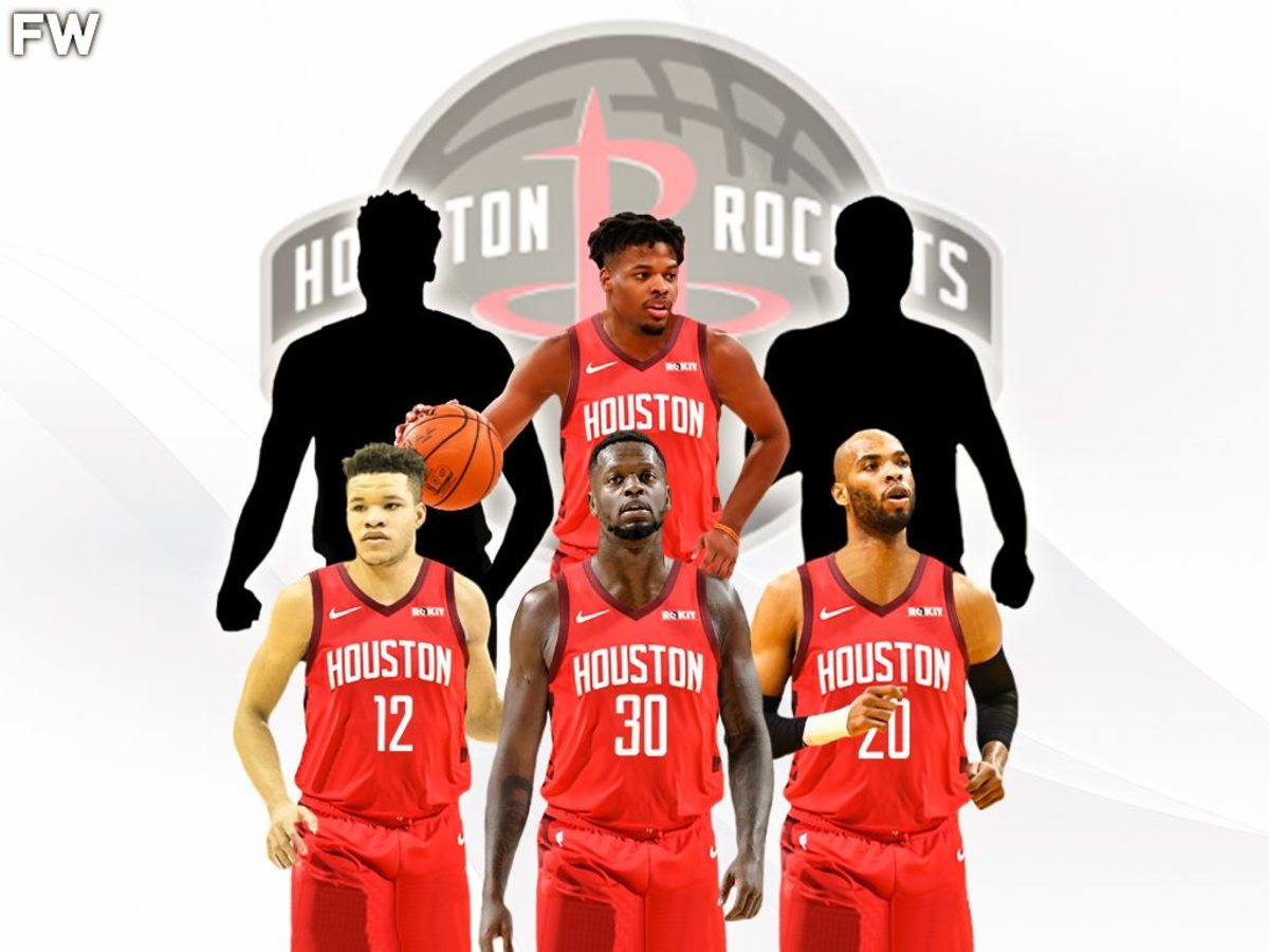 Rockets Get Out Of Westbrook's Contract And Add Key Players