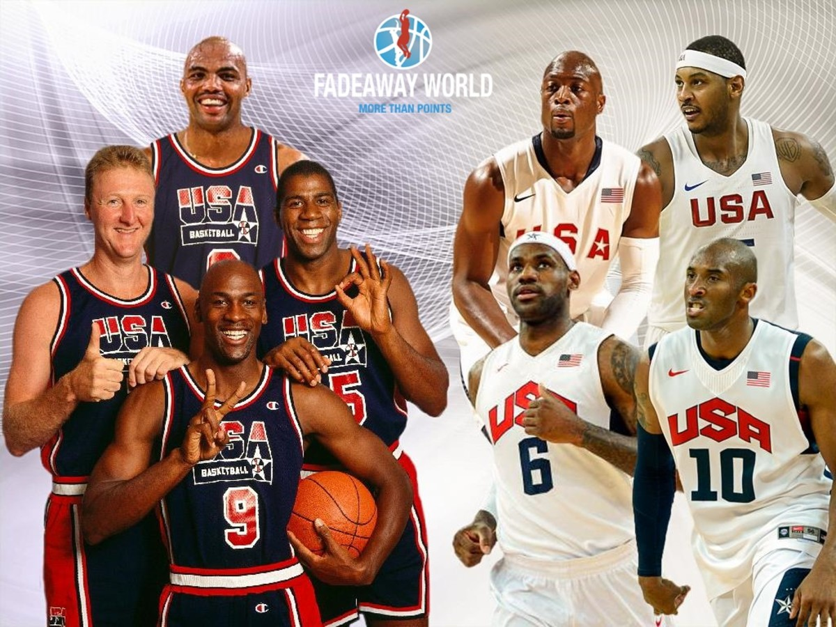 The Game Everyone Wants To Watch: Original Dream Team vs