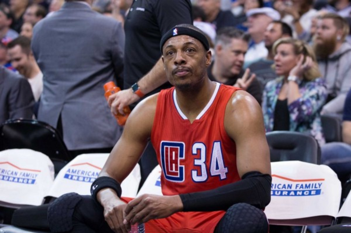 Paul Pierce is really old (USA Today)