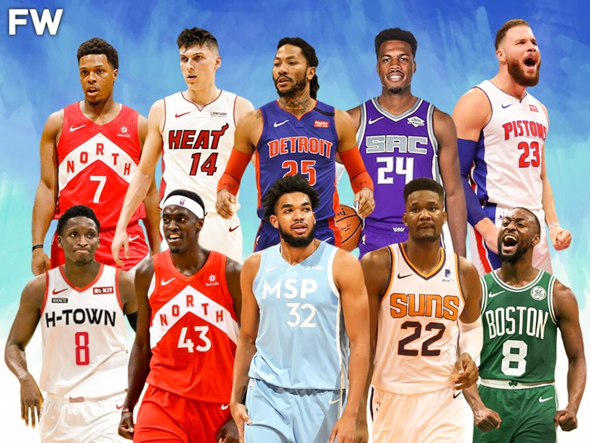 NBA Rumors: Top 10 NBA Stars That Could Be Traded Very Soon