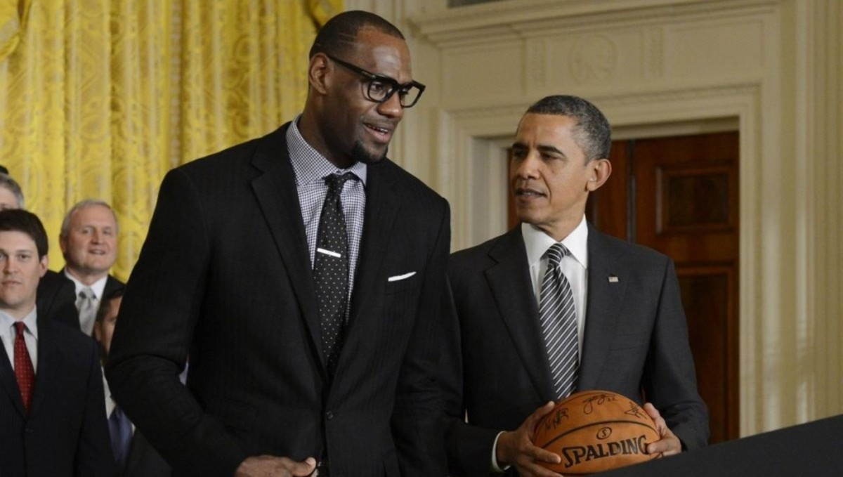 """LeBron James Thanks Obama For His Leadership During NBA Strike: """"We Were Ready To Leave."""""""