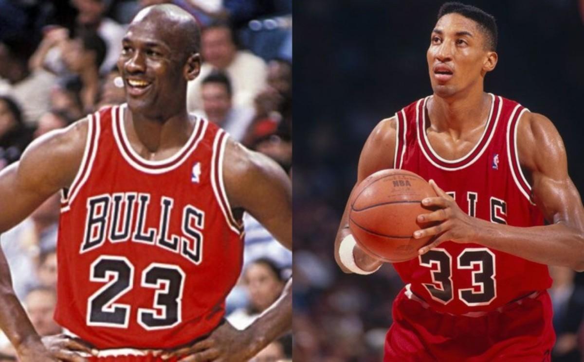 Michael Jordan vs. Scottie Pippen