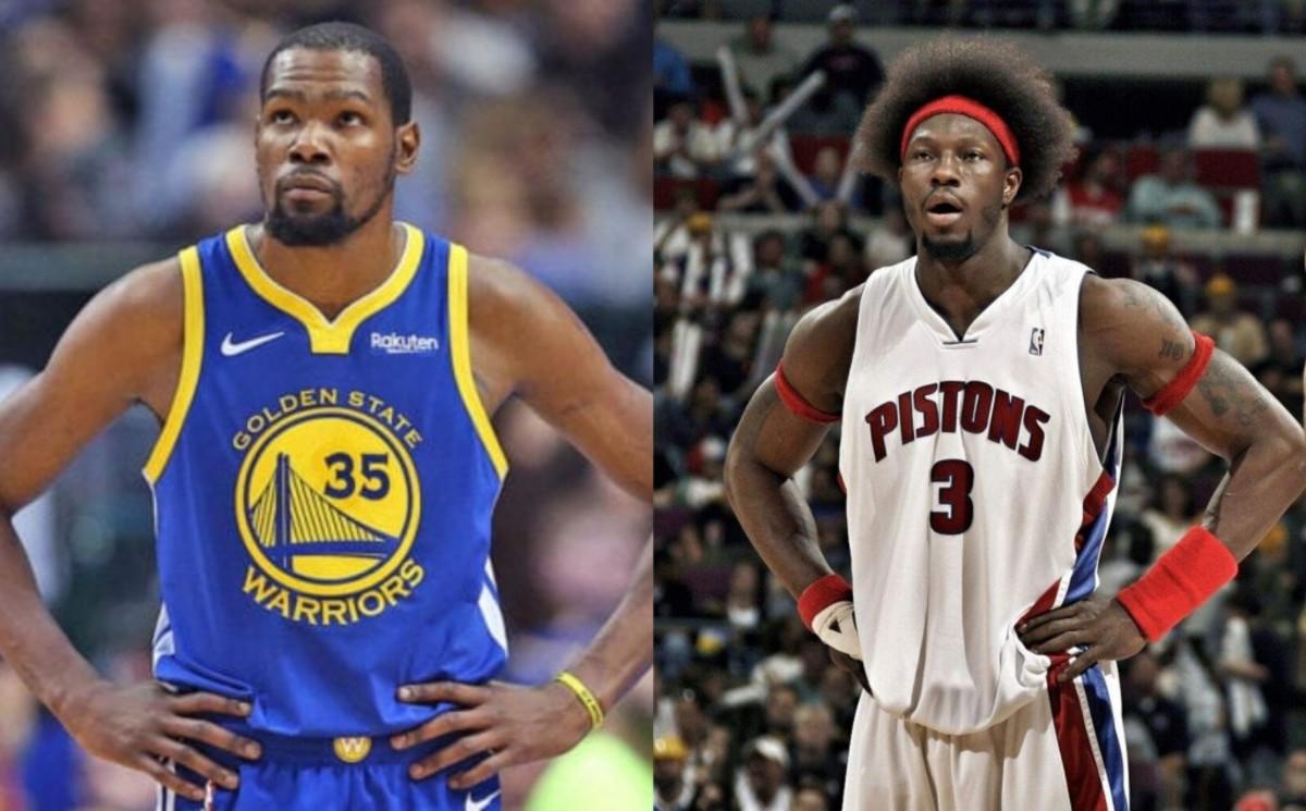 Kevin Durant vs. Ben Wallace
