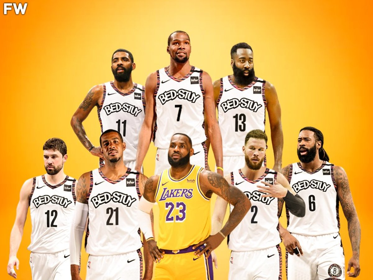 """NBA Fans After The Nets Created A Superteam: """"For The First Time In Life I Support LeBron James... Space Jam 2 In Real Life."""""""