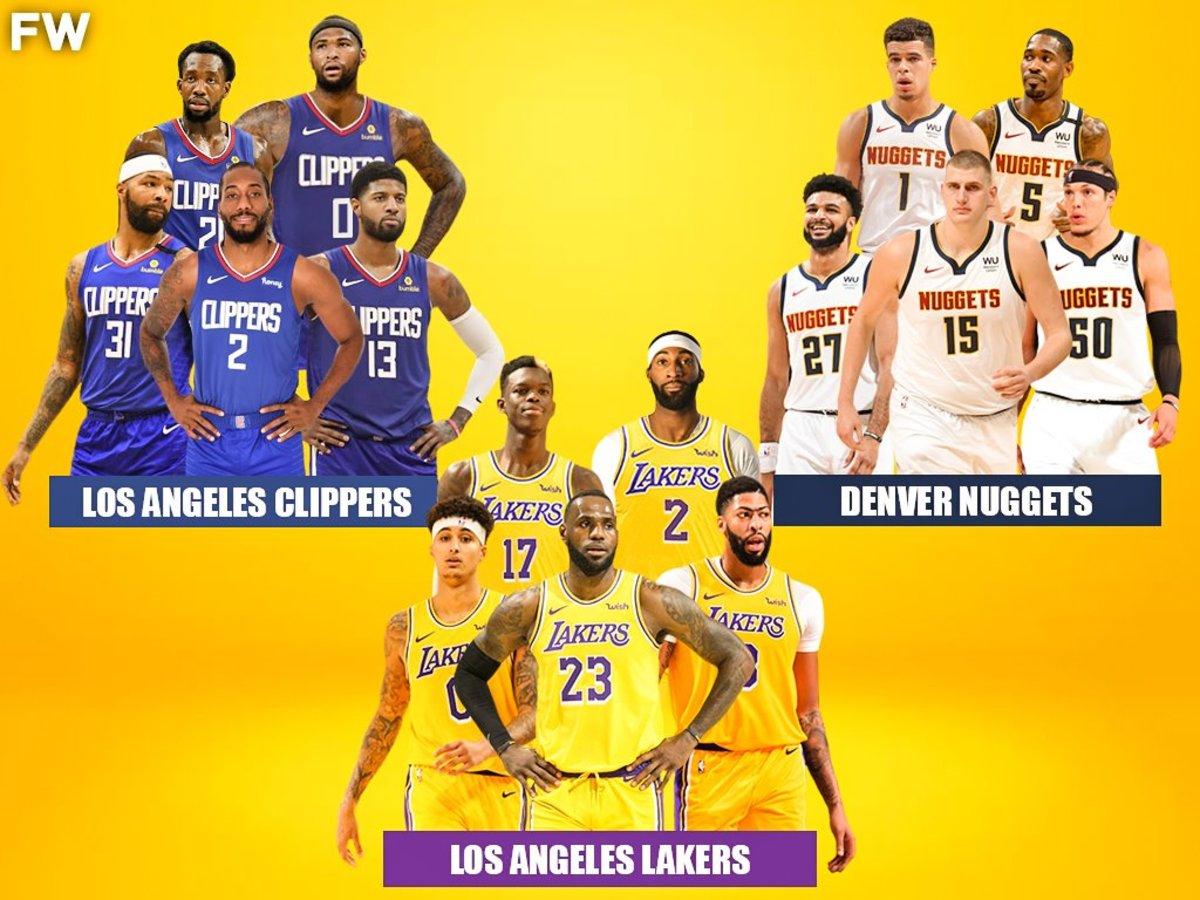 The Only Two Teams Can Beat LeBron James And The Lakers In The Western Conference