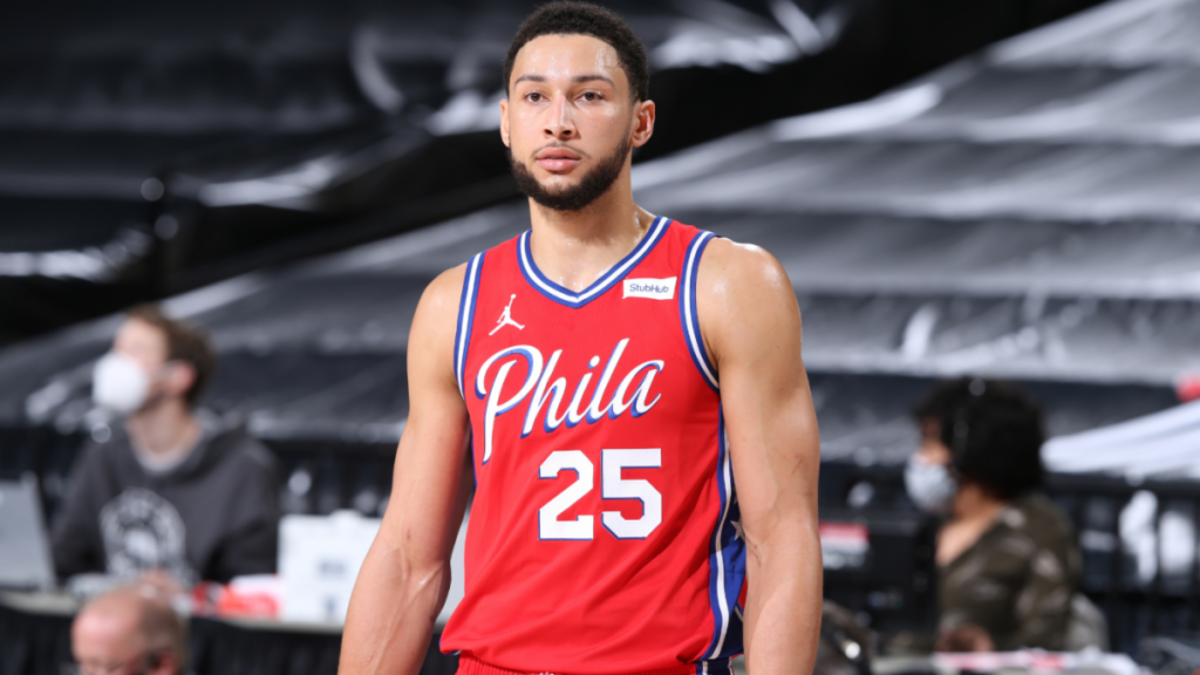 """Ben Simmons Sends A Warning To Both Lakers And Nets: """"We're Coming For The Past Champions, The Lakers... Obviously Brooklyn Has A Lot Of Talent. But At The End Of The Day, There's Only One Ball And You Gotta Play Defense Too."""""""