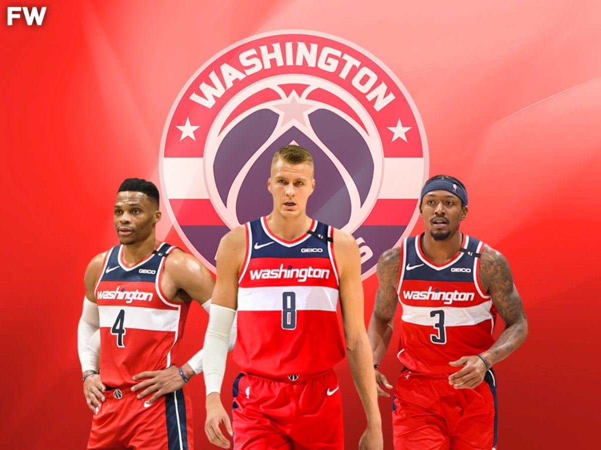 NBA Rumors: Wizards Could Land Kristaps Porzingis And Create A Big 3