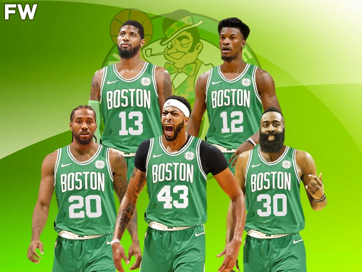 5 Superstars That Boston Celtics Didn't Land Even Though They Had A Big Chance