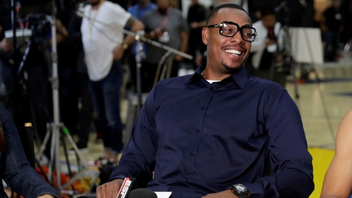Adult Films Site Offers Paul Pierce $250K To Work As NBA Analyst With Strippers