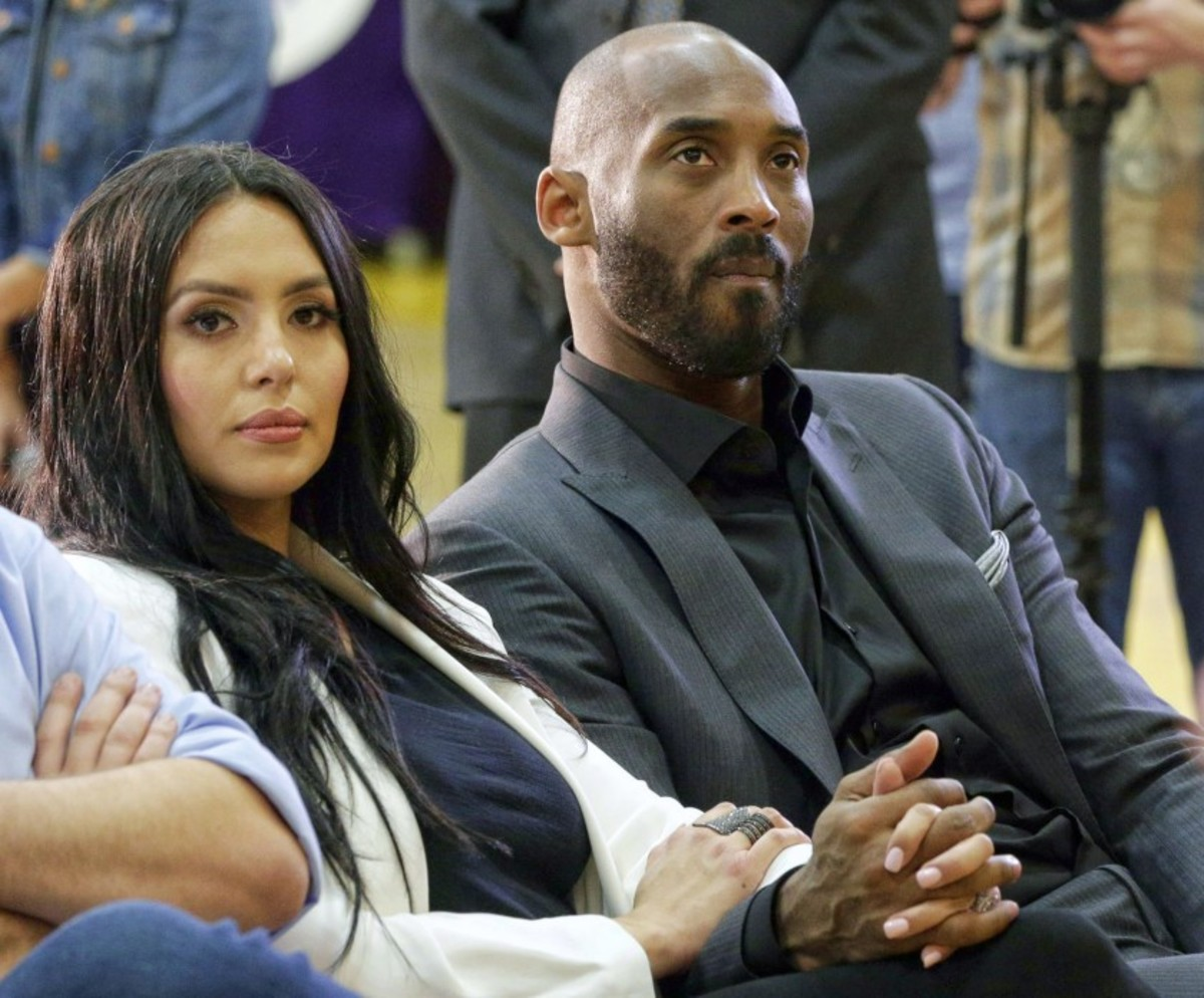 Vanessa Bryant Reveals The Names Of 4 Deputies That Shared Pictures Of Kobe Bryant's Remains