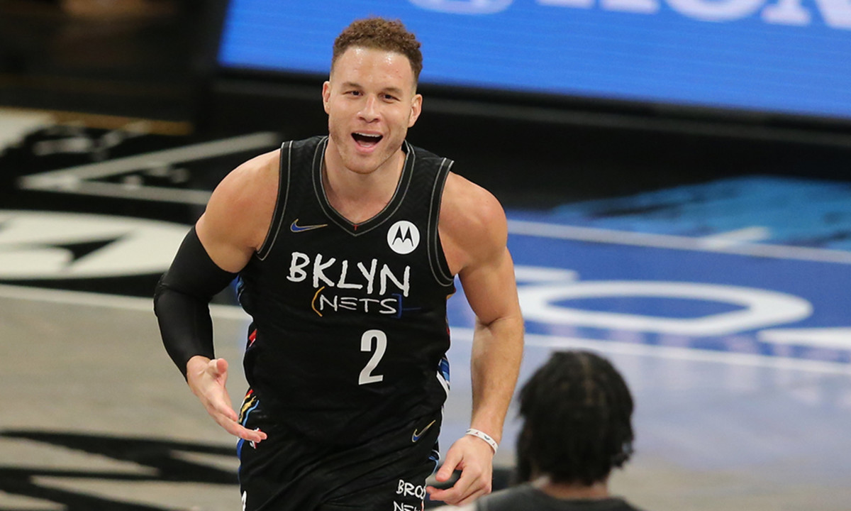 """Tyler Johnson On New Teammate Blake Griffin: """"It Was Nice To Have More Light-Skins On The Team."""""""