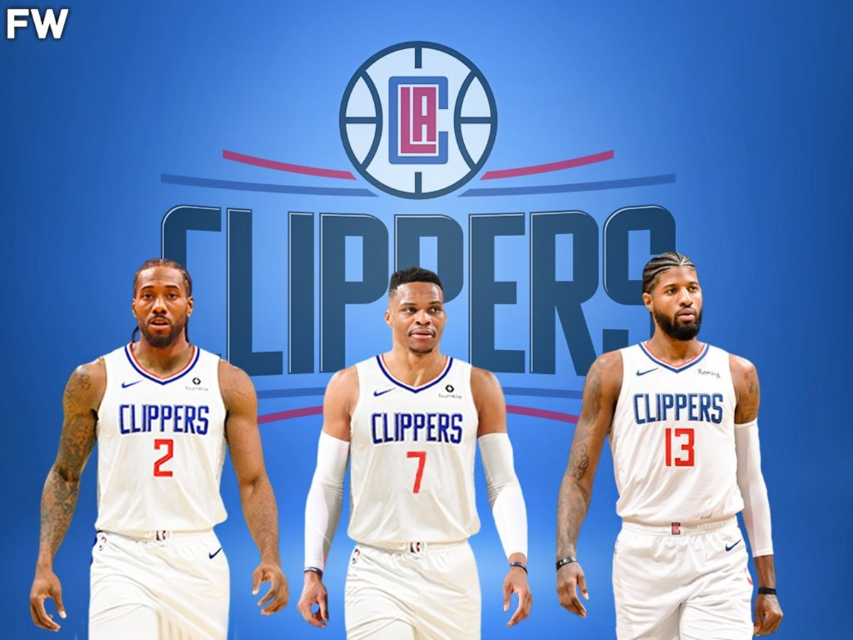 The Blockbuster Trade Idea: Los Angeles Clippers Can Land Russell Westbrook And Create Their Big 3