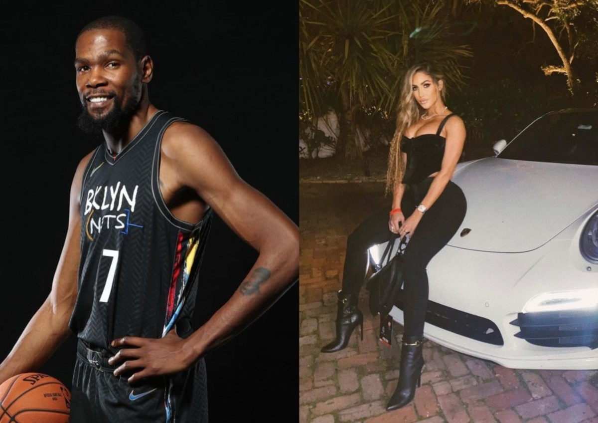 Kevin Durant Caught Liking NFL Player Julius Pepper's Wife IG Posts