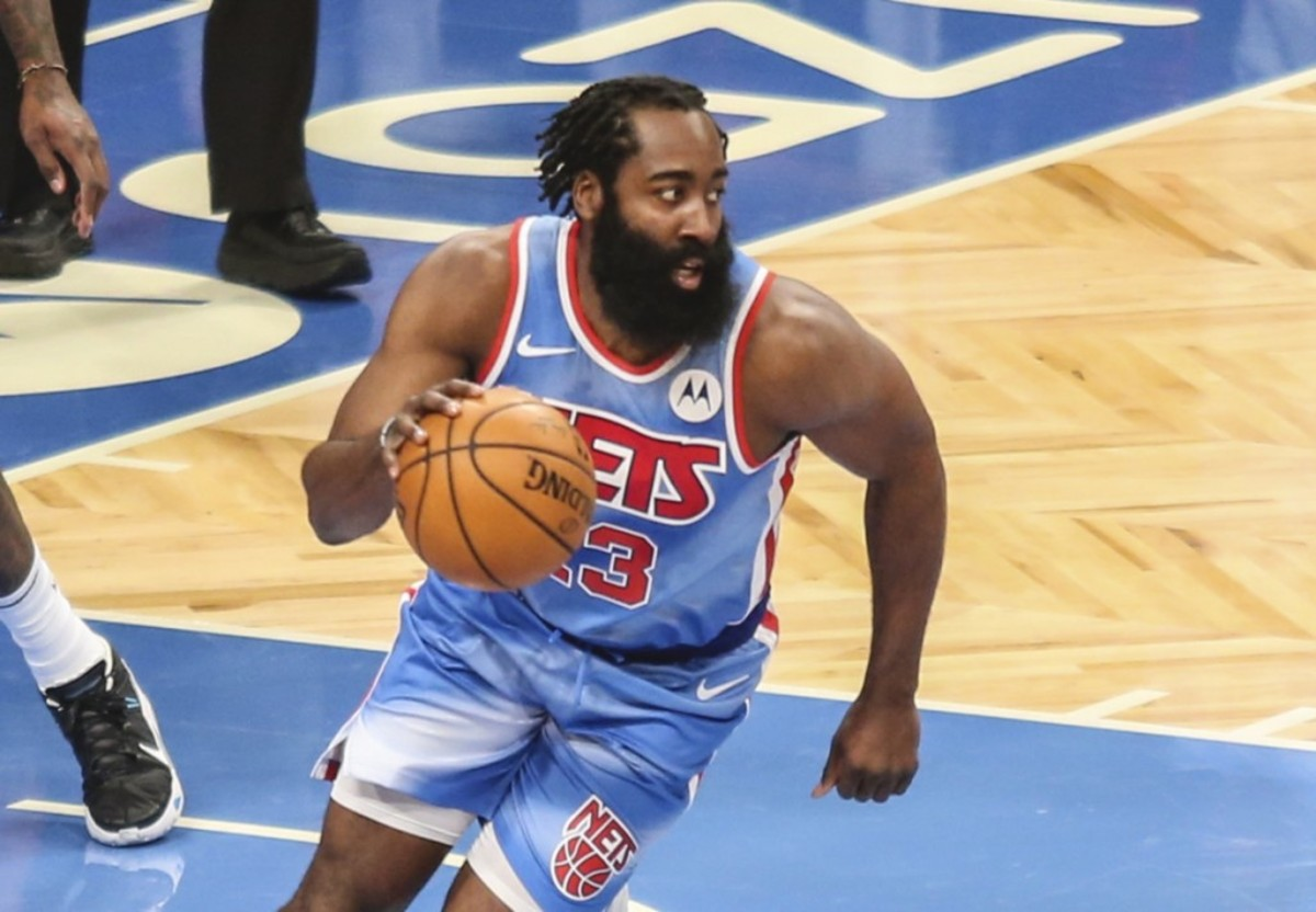 """""""Kevin Durant And Kyrie Irving Were Voted All-Star Starters, But It's James Harden Who Has The Nets Looking Like An Unstoppable Offensive Force,"""" Says NBA Analyst"""