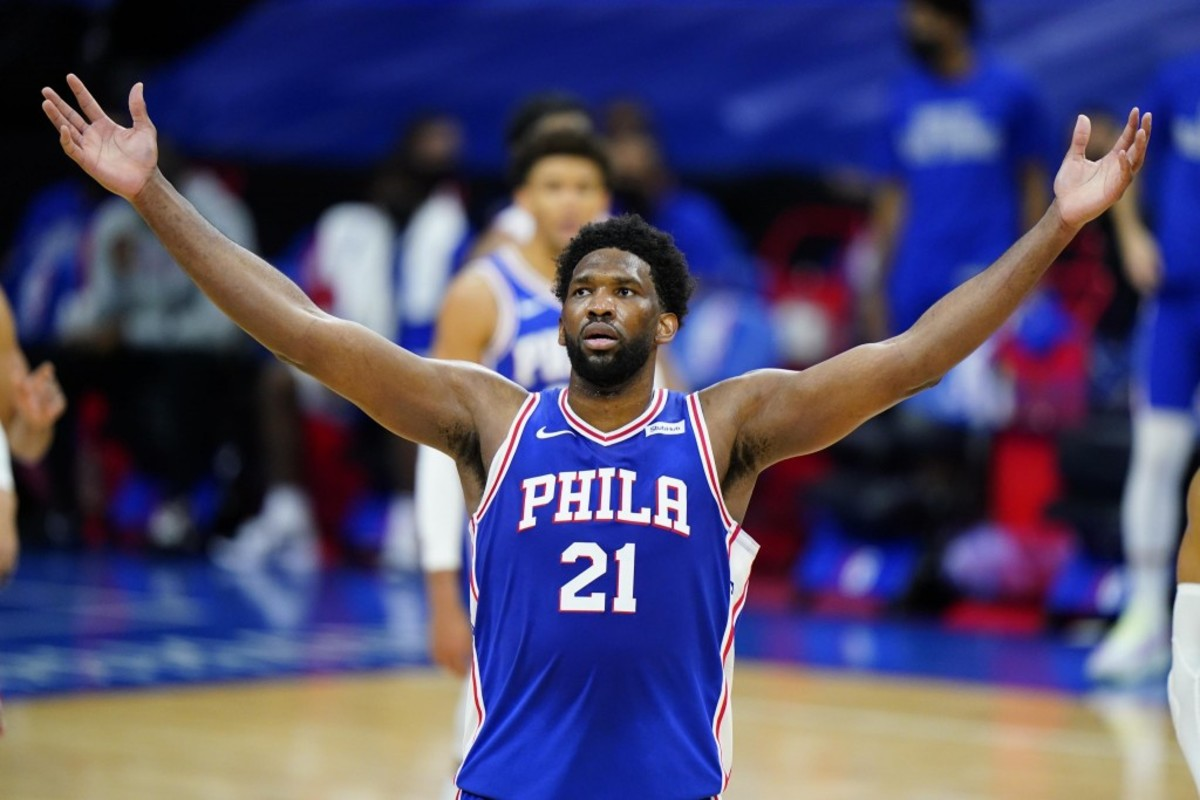 Kendrick Perkins Says He Would Build A Team Around Joel Embiid If He Was Starting A Franchise Today