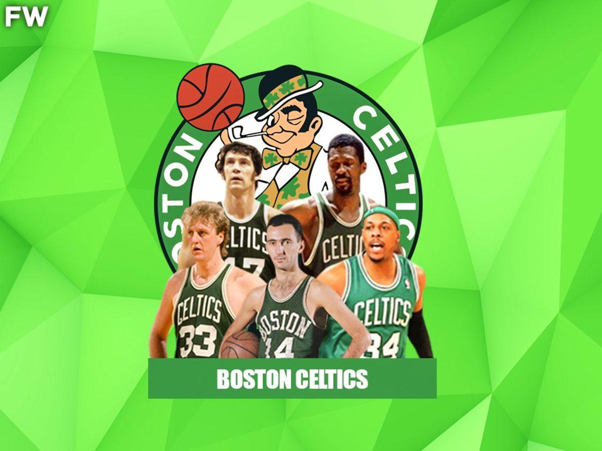Boston Celtics Superteam