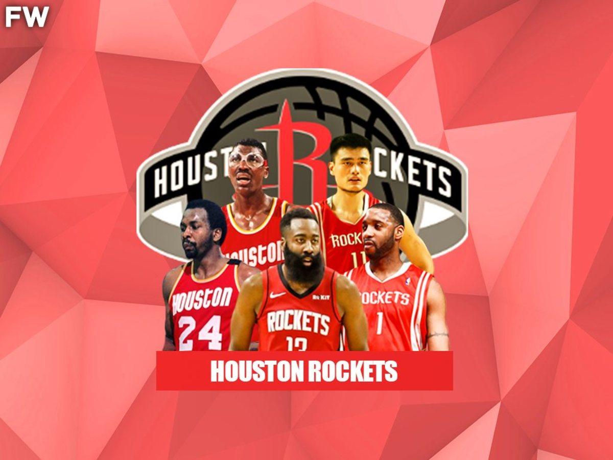 Houston Rockets Superteam