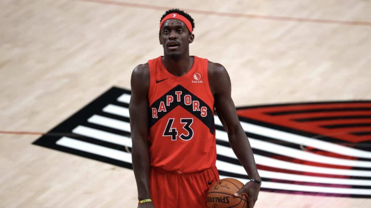 Pascal Siakam Had 3,293,494 Fan Votes Last Season. This Year He Has Only 346,581 Fan Votes.