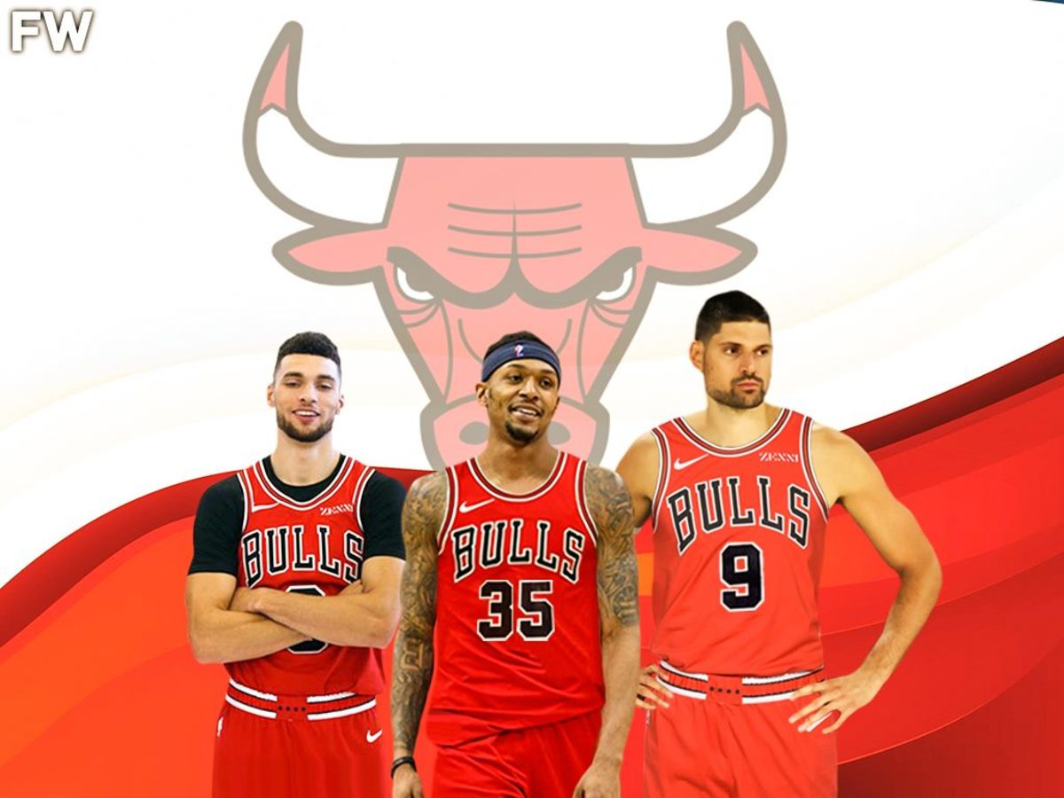 NBA Rumors: Chicago Bulls Could Create A Big 3 With Bradley Beal, Zach LaVine And Nikola Vucevic