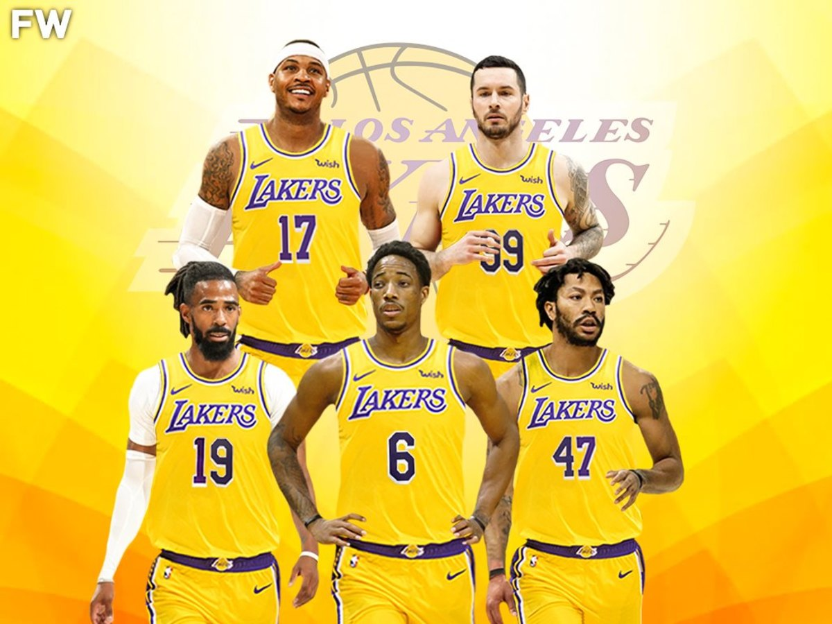 lakers free agents