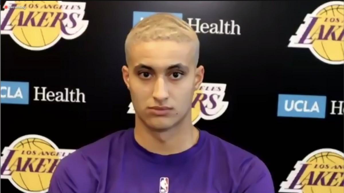 Kyle Kuzma Hair