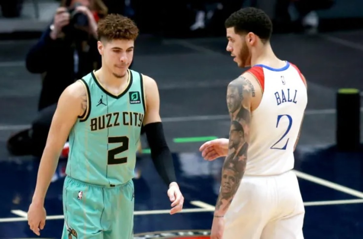 """LaMelo Ball Trolls Lonzo Over Their Draft Day Selections: """"It Didn't Really Matter What Pick I Went"""""""