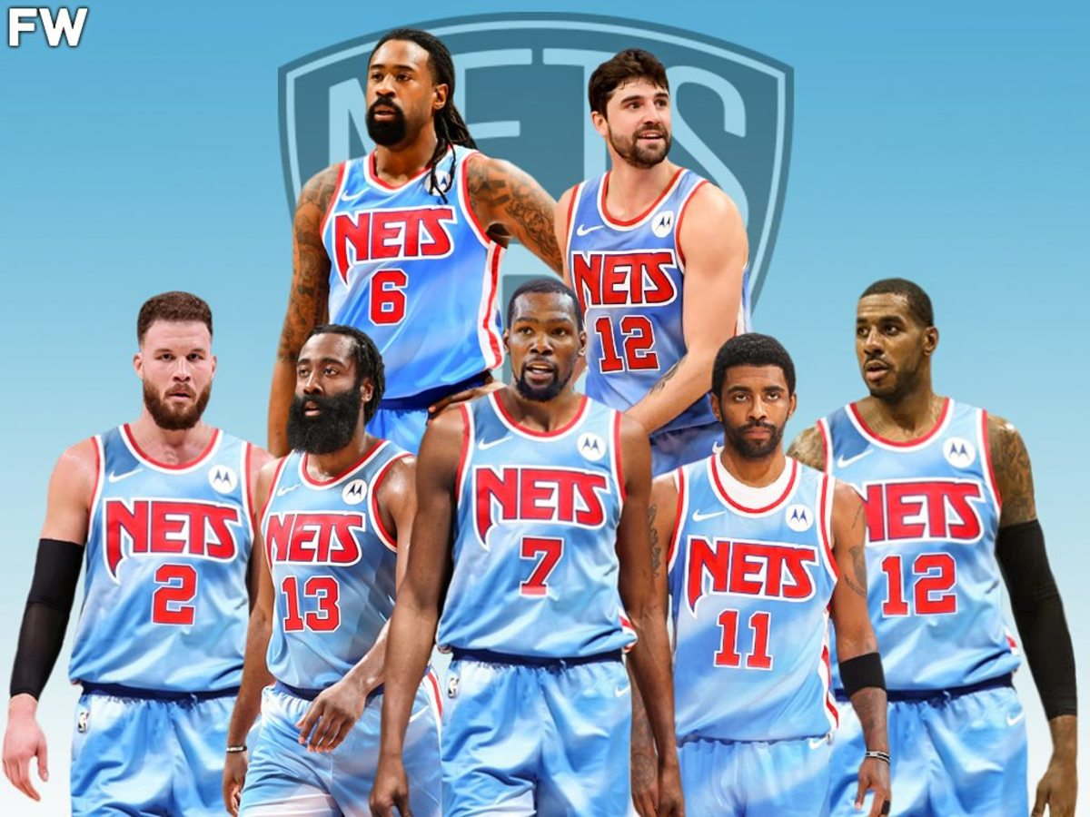 If Brooklyn Nets Don't Win A Championship, They Will Become The Biggest Disappointment In NBA History