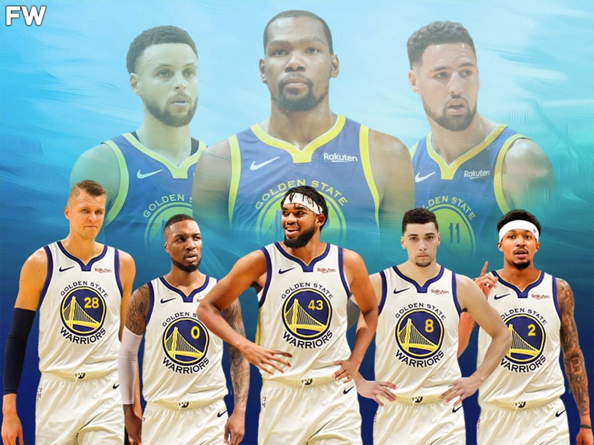 Who Will Be The Next Superstar To Join The Warriors After Kevin Durant: 3 Realistic And 2 Unrealistic Targets