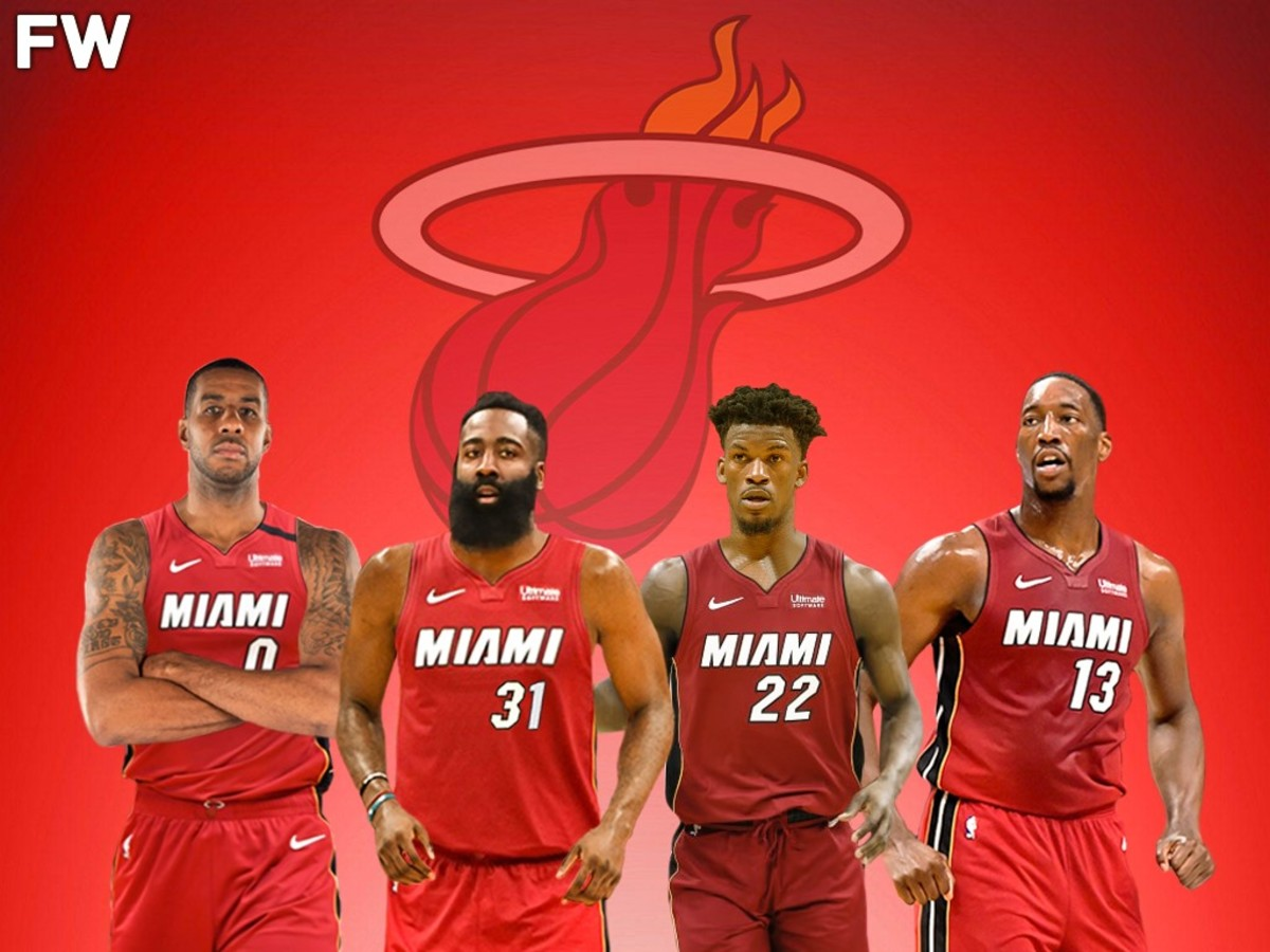 How The Miami Heat Missed The Chance To Create A Big 4 Superteam: James Harden, Jimmy Butler, LaMarcus Aldridge, And Bam Adebayo